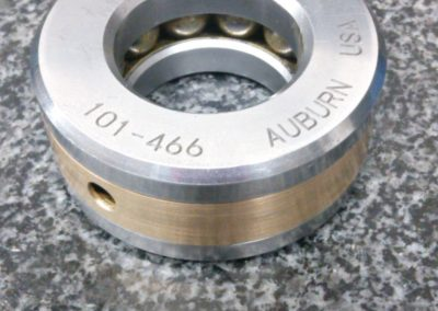 Thrust Bearing with Full Ball and Special Bronze Band