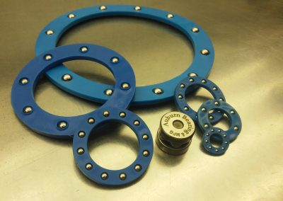 Special Nylon Ball Bearing Retainers