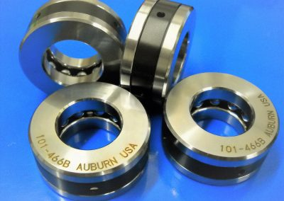 Custom Banded Thrust Bearing with Full Ball Compliment