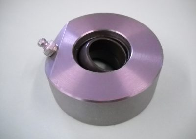 Grease Housing for Self-Aligning Ball Bearing