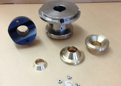 Lot of Custom Manufactured Parts