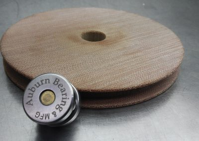 Custom Phenolic Pulley