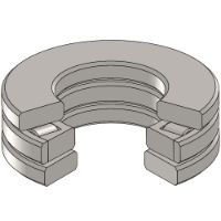 AE Cylindrical Thrust Roller Bearing Series
