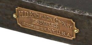 M. D. Knowlton Company