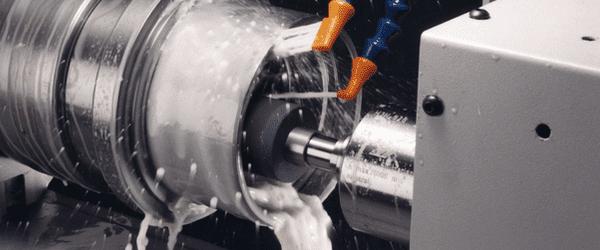 CNC Grinding at Auburn Bearing & Manufacturing