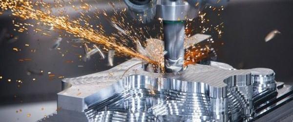 CNC Milling at Auburn Bearing & Manufacturing