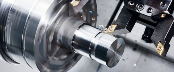 CNC Turning at Auburn Bearing & Manufacturing